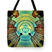Gemini Tote Bag by Wendy J St Christopher