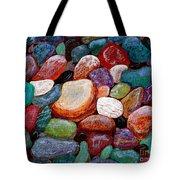 Gemstones Tote Bag
