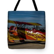 Gene Soucy Tote Bag