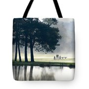 Genegantslet Golf Club Tote Bag