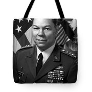 General Colin Powell Tote Bag by War Is Hell Store