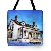 General Custer House Tote Bag