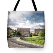 General Electric - Schenectady Tote Bag by Ray Summers Photography