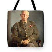 General George C Marshall Tote Bag