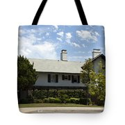 General George S Patton Family Home Tote Bag