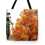 General In Fall Splendor Tote Bag