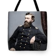 General James S Robinson Tote Bag