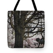General Meade In The Cherry Blossoms Tote Bag