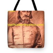 General Pickett Confederate  Tote Bag