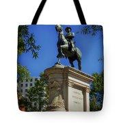 General Winfield Scott Hancock Statue - Washington Dc Tote Bag