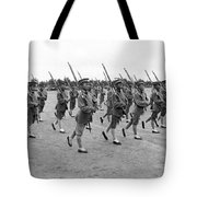 General Wu Pei-fu Troops Tote Bag