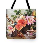 Generous Blooming Tote Bag
