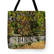Genesee Valley Park Tote Bag
