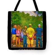 Genesis 9 Tote Bag