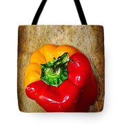 Genetically Modified Capsicum Tote Bag