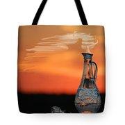 Genie In A Bottle Tote Bag