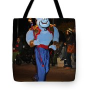 Genie With Moves Tote Bag