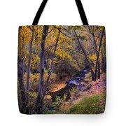 Genil River Tote Bag