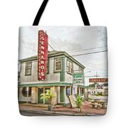 Gennaro's Tote Bag by Scott Pellegrin