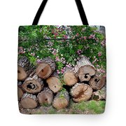 Gentle And Rough Tote Bag