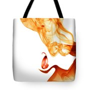 Gentle Giant Smoke Photography Tote Bag