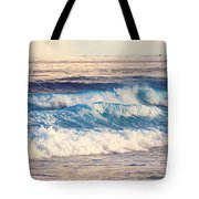 Gentle Light  Tote Bag by Jenny Rainbow