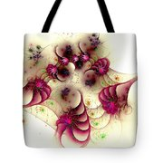 Gentle Pink Tote Bag