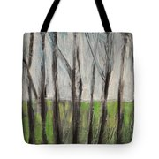 Gentle Rain Tote Bag