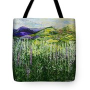 Gentle Shadows Tote Bag