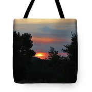Gentle Sunrise... Tote Bag