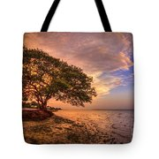 Gentle Whisper Tote Bag