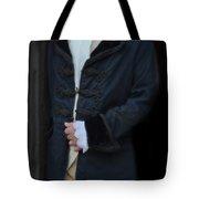 Gentleman In 18th Century Clothing Tote Bag