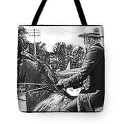 Gentleman Rider Tote Bag
