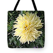 Gentleness In The Garden Tote Bag
