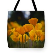 Gently Swaying In The Wind  Tote Bag
