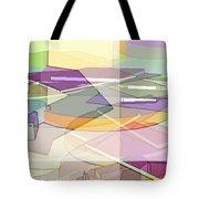 Geo-art Tote Bag