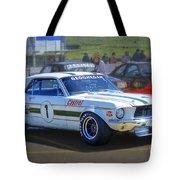 Geoghegan's Mustang Tote Bag