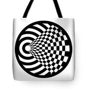 Geomentric Circle 2 Tote Bag