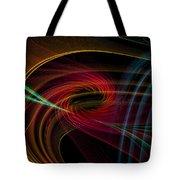Geometric 8 Tote Bag