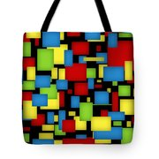 Geometric Art Tote Bag