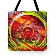 Geometric Colors  Tote Bag