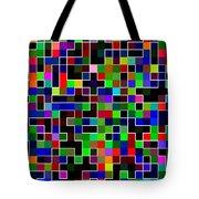 Geometric Pattern 2 Tote Bag