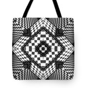 Geometric Progression Tote Bag
