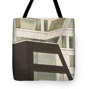 Geometric Shapes In Architecture Tote Bag