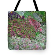 Geometric Shapes Of Nature Tote Bag