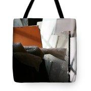 Geometric Still Life Tote Bag