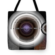 Geometrica 128 Tote Bag