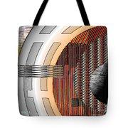 Geometrica 129 Tote Bag