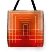 Geometrica 148 Tote Bag