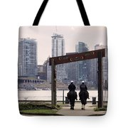 Geometry Matters Tote Bag